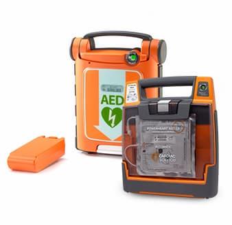 Défibrillateur automatique externe (DAE) Cardiac Science Powerheart